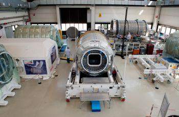 Cygnus Spacecraft to the International Space Station - Κεντρική Εικόνα
