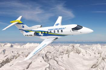 Swedish Air Ambulance Organisation Acquires Six Pilatus PC-24s - Κεντρική Εικόνα