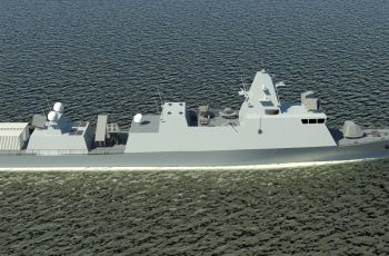 Israel Navy's New Vessel to Be Designed By Israel Shipyards Ltd. - Κεντρική Εικόνα