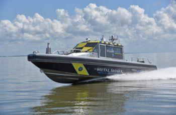 Metal Shark and ASV Global Introduce Sharktech Autonomous Vessels - Κεντρική Εικόνα