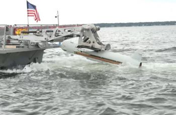Raytheon delivers 10th AN/AQS-20C minehunting sonar to US Navy  - Κεντρική Εικόνα