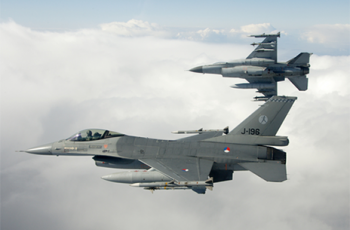 Missile Warning and 3D-Audio Deliveries for RNLAF and Belgian Defence Completed - Κεντρική Εικόνα