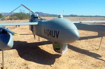 Textron Systems and IMSAR successfully integrate and demonstrate Synthetic Aperture Radar (SAR) with the Aerosonde® small Unmanned Aircraft System - Κεντρική Εικόνα