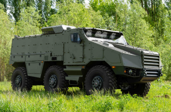 Czech Republic signed the acquisition contract for 62 TITUS® - Κεντρική Εικόνα