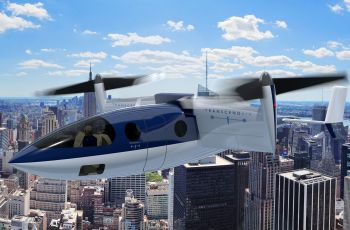 BRS Aerospace and Transcend Air Partner to Make Vy 400 Safest VTOL Aircraft in History - Κεντρική Εικόνα