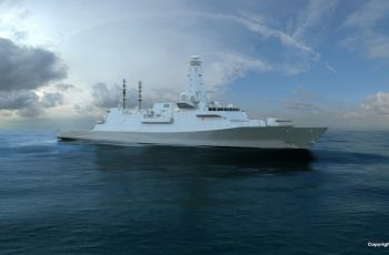 Rohde & Schwarz equipping the Royal Navy's Type 26 with integrated communications system - Κεντρική Εικόνα