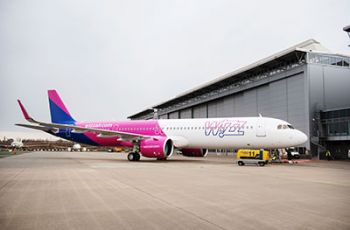 Wizz Air Selects Pratt & Whitney GTF™ Engines to Power an Additional 166 Airbus A320neo Family Aircraft - Κεντρική Εικόνα