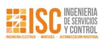 Ingenieria de Servicios y Control Ltda. - Logo
