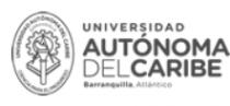 Universidad Autonoma del Caribe - Logo