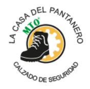 Calzado La Casa del Pantanero - Logo