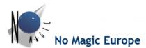 No Magic Europe - Logo