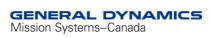 GENERAL DYNAMICS - Mission Systems, Canada - Logo