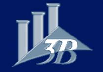3B General Trading & Contracting Co. W.L.L. - شركة ثري بي للتجارة العامة والمقاولات - Logo