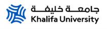 Khalifa University (KUSTAR) - Logo