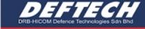 DRB Hicom Defence Technologies Sdn. Bhd. (DEFTECH) - Logo