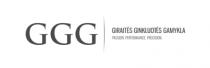 AB Giraites ginkluotes gamykla (GGG) - Logo