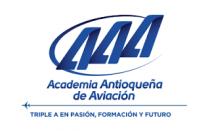 Academia Antioquena De Aviacion Ltda. - Logo