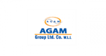 AGAM Group Ltd. Co. W.L.L. - Logo