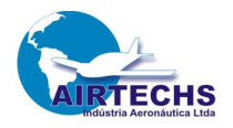 Airtechs Industria Aeronautica Brasileira Ltda. - Logo