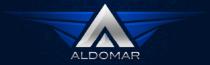 Aldomar Industria e Comercio de Pecas Aeronauticas Ltda. - Logo
