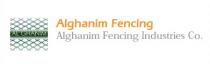 Alghanim Fencing Industries Co. - شركة الغانم لصناعة شباك التسوير - Logo