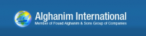 Alghanim International General Trading and Contracting Co. - شركة الغانم انترناشيونال للتجارة العامة والمقاولات - Logo