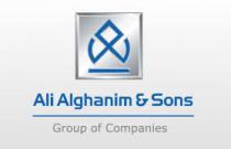 Ali Alghanim & Sons Group of Companies - مجموعة شركات على الغانم وأولاده - Logo