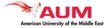 American University of the Middle East (AUM) - جامعة الشرق الأوسط الأمريكية - Logo