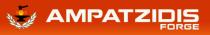 Ampatzidis Bros. Forge - Logo