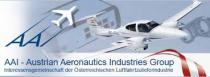 Austrian Aeronautics Industries Group (AAI) - Logo