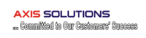 Axis Solutions - Logo