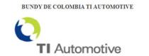 Bundy Colombia S.A. - Logo