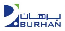 Burhan International Construction Company - Logo