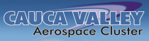 Cauca Valley Aerospace Cluster (CVAC) - Logo