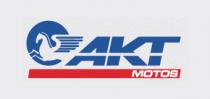 Colombiana de Comercio S.A. AKT MOTOS - Logo