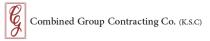 Combined Group Co. - شركة المجموعة المشتركة للتجارة و المقاولات - Logo