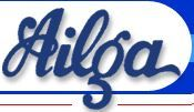 Ailga Rubber Works - Logo