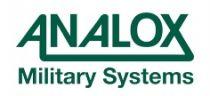 Analox Military Systems Ltd - Logo