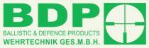 BDP Ballistic & Defense Products - Logo