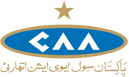 Pakistan Civil Aviation Authority (CAA) - Logo