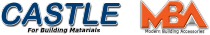 The Castle for Building Materials  - Logo