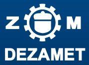 """Zaklady Metalowe """"Dezamet"""" Spolka Akcyjna - Logo"""