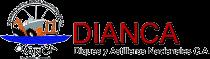 Diques y Astilleros Nacionales C.A. (DIANCA) - Logo