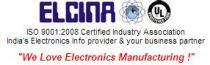 Electronic Industries Association of India (ELCINA) - Logo