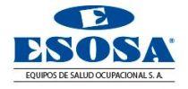 Equipos de Salud Ocupacional S.A. (ESOSA) - Logo