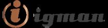 IGMAN d.d. Konjic - Logo