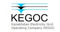 Joint Stock Company «Kazakhstan Electricity Grid Operating Company KEGOC» - Logo