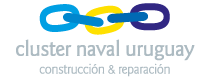 Naval Cluster of Uruguay - Logo