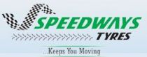 Speedways Rubber Company - Logo