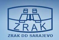 ZRAK DD Sarajevo - Logo